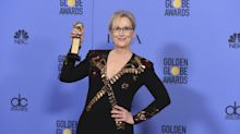 Actresses to wear black gowns to the Golden Globes in protest against sexual harassment in Hollywood