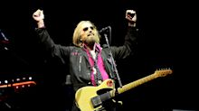 Stars mourn the death of Tom Petty