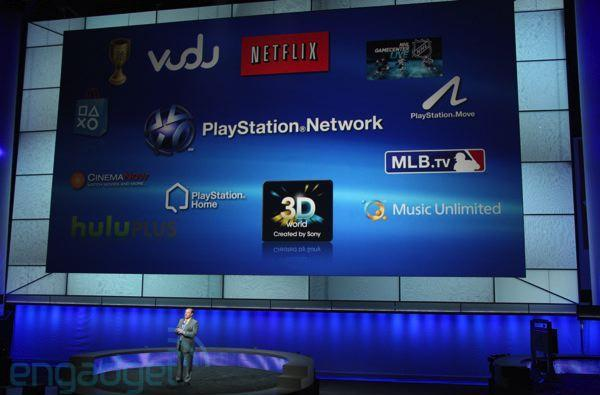 Sony's PS3 claims the lead in Netflix streaming, adds VOD from Best Buy's CinemaNow