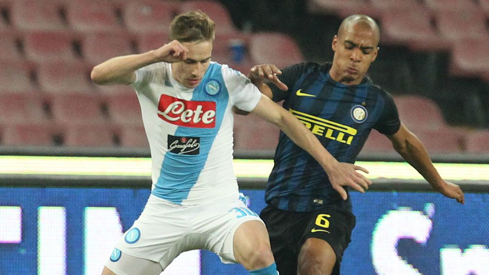 Inter-Napoli decisiva per la Champions... nerazzurra: arriverà la matematica?