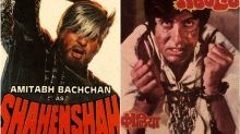 The 5 scenes of Amitabh Bachchan that stand out in a 50-year career
