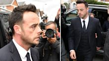 Ant McPartlin pleads guilty to drink-drive offence and fined £86,000