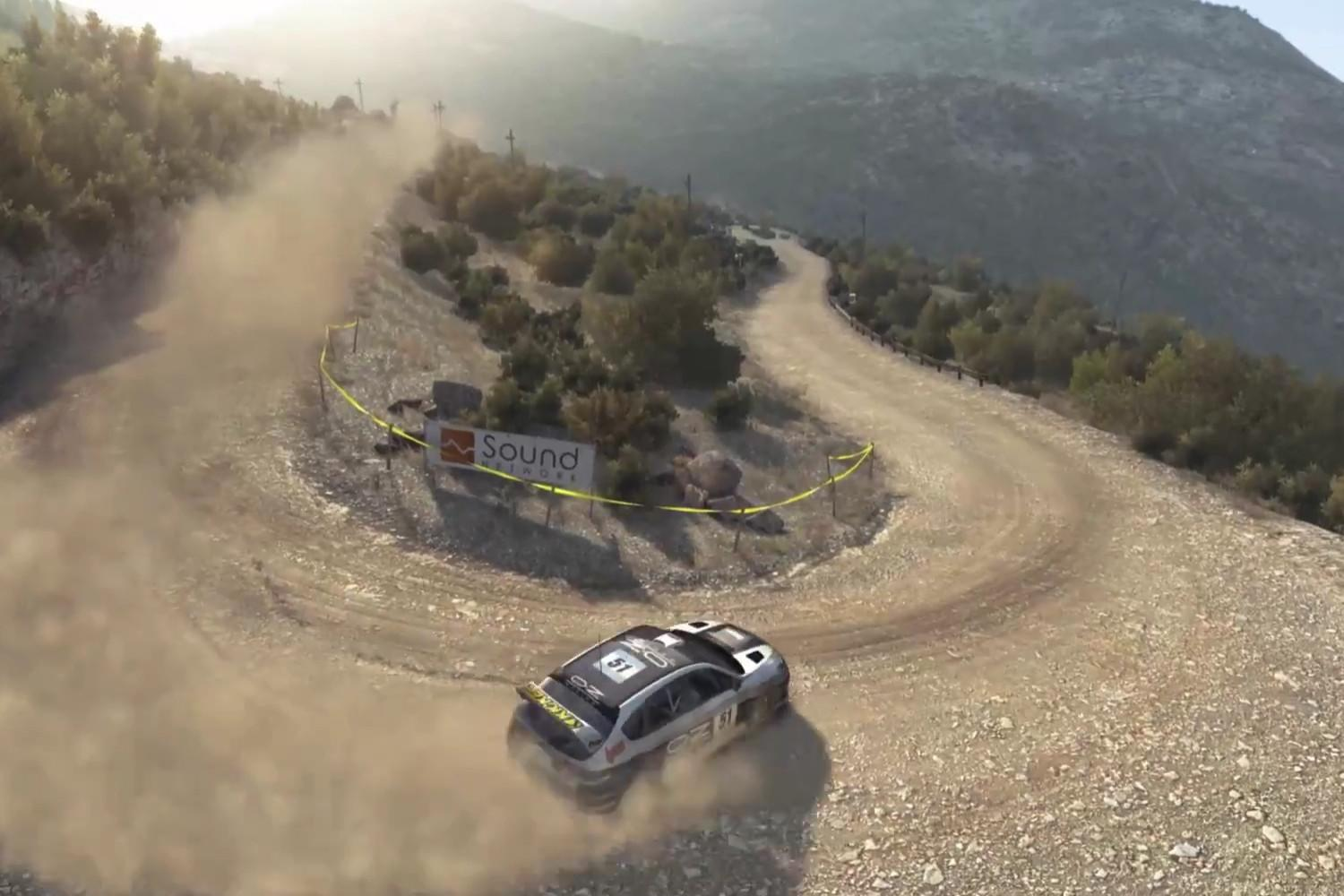 it s confirmed vr version of dirt rally will arrive next week. Black Bedroom Furniture Sets. Home Design Ideas