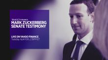 En directo: sigue aquí la comparecencia de Zuckerberg ante el Congreso estadounidense