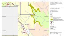 Brigadier Maps and Samples a 4km Long Strike at El Placer Vein System, Picachos Project