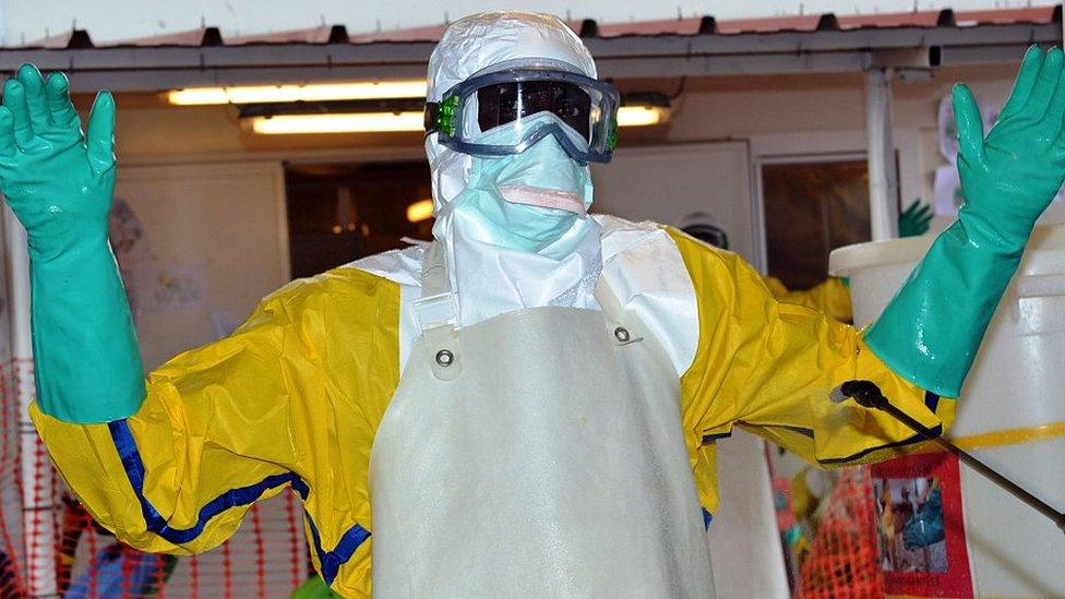 Guinea declares Ebola epidemic: First deaths since 2016