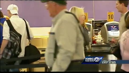KCI Airport braces for Thanksgiving travel rush