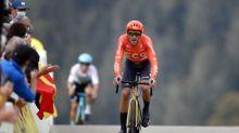 Van Avermaet se despide de la temporada por fracturas en la caída de la Lieja