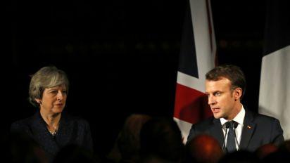 Macron: acordo especial entre UE e Reino Unido após Brexit é possível