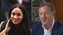 Piers Morgan slams Meghan Markle: 'She's going to end up like a mini royal Kim Kardashian'