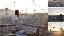 日本Twitter熱傳 超靚「卡帕多奇亞」旅遊景點相集