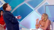 Silvio Santos diverte plateia revelando que já fez sexo em banheiro de avião
