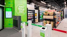 Amazon picks London for first checkout-free physical store outside the U.S.