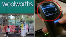Woolworths shopper flags simple but handy checkout hack
