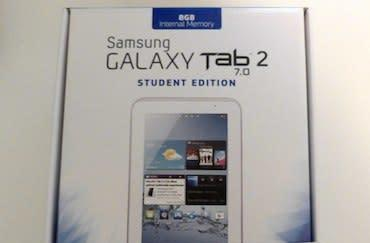 Galaxy Tab 2 7.0 Student Edition let loose at Best Buy ahead of schedule, gets unboxed on video