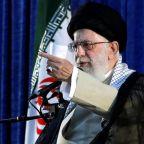 Trump announces new sanctions against Iran, its supreme leader