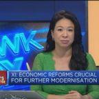 Chinese president Xi Jinping praises domestic reform init...