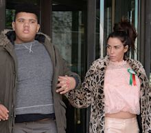 Katie Price 'can't wait' to take Harvey clubbing after he turned 18 in lockdown