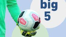 Foot - Podcast - Big five, le podcast foot européen de L'Équipe: Bielsa, la loco de Leeds