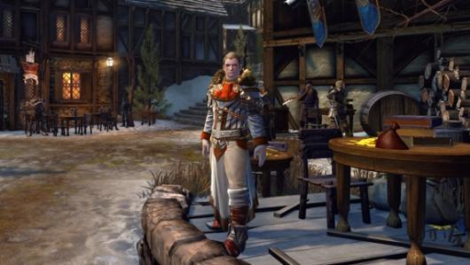 Neverwinter will make players choose between mercenaries