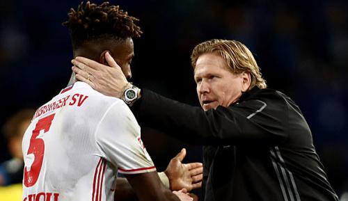 Bundesliga: Djourou kritisiert HSV-Coach Gisdol