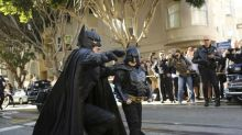 Batkid: Boy who became global sensation by saving city five years ago is cancer-free