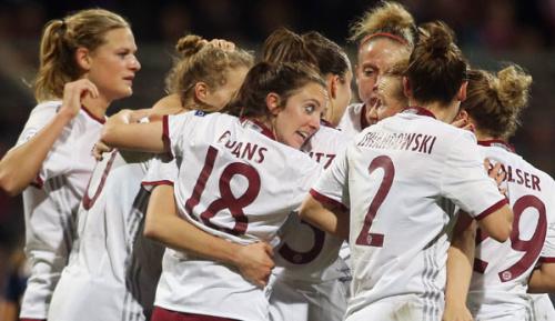Frauen-Fußball: Bayern holen slowakische Nationalspielerin