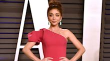 Sarah Hyland gets skinny shamed after admitting to wearing two pairs of Spanx: 'Ridiculous'
