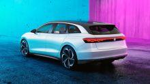 Volkswagen sigue mostrando su futuro eléctrico con el ID. Space Vizzion