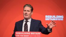 Keir Starmer says Labour not ruling out Remain option in future Brexit referendum
