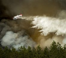 The Latest: Oregon wildfire grows to 70 square miles