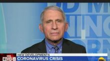 Fauci Warns the US 'Not in a Good Place' With COVID-19 Heading Into Fall (Video)