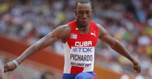 Athlé - Après avoir déserté Cuba, le triple sauteur Pedro Pichardo signe au Benfica