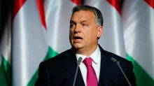 Hungary's Olympic dream 'killed' by political upstarts, says PM Orban