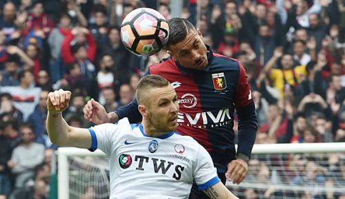 Serie A: Genua-Verteidiger 18 Monate gesperrt