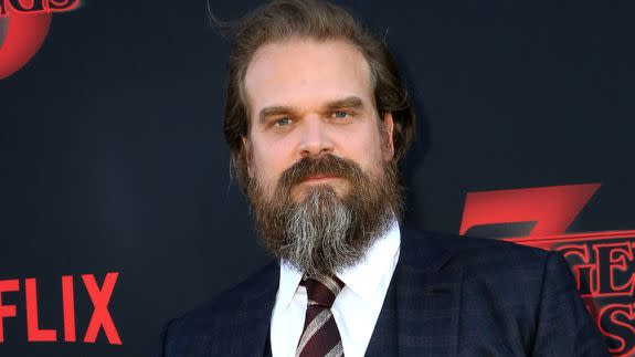 David Harbour has strong words for those blaming mental illness for mass  shootings