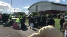 Westgate Sports Centre Crash Sees Six People Injured After Car Hits Crowd Attending Eid Prayers