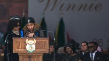 Mandela's daughter Zindzi dies at 59