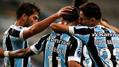 Gremio y Mineiro están a un empate de ser campeones regionales en Brasil
