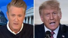 'Morning Joe' Says Trump Doesn't Have Anyone Who 'Loves Him Enough' to Help Him Post-COVID