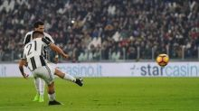 Juve rout Palermo with Dybala double against old club