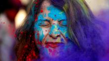 Holi 2020: Best Portraits Of Indians Playing The Festival of Colours
