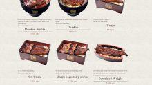尖沙咀今年12月開人氣「名代宇奈とと」日本平民價鰻魚飯、備長炭現烤鰻魚、玉子鰻魚燒