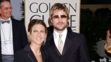 Red Carpet Flashback! Brad and Jen and Angelina and Billy Bob at the 2002 Golden Globes