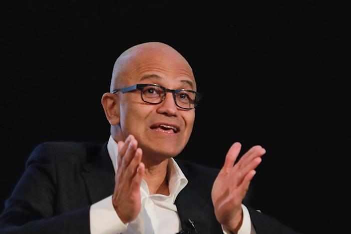 TikTok negotiation 'strangest thing I've ever worked on,' says Microsoft's Satya Nadella