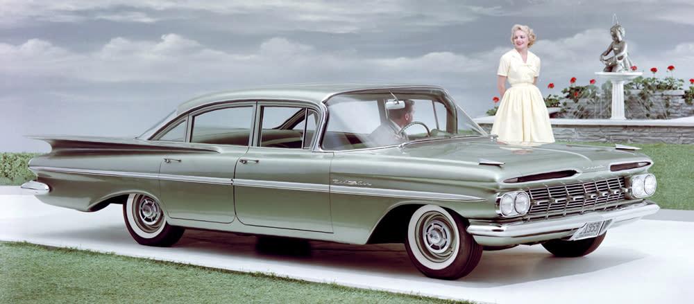U 2 1959 Crash test vide...