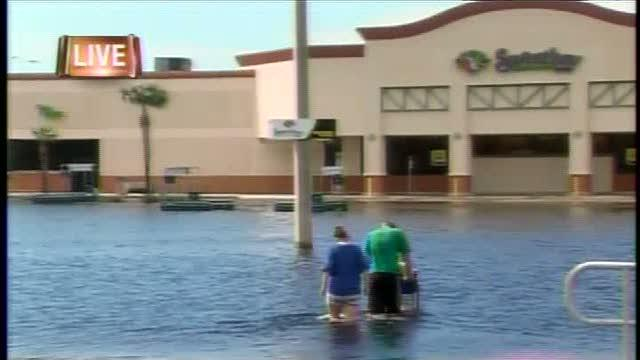 Thousands told to evacuate New Port Richey