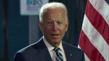 Biden claims Trump 'rooting for violence' to distract from handling of COVID-19
