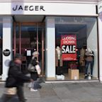 All Jaeger shops will close permanently, with stores not part of M&S deal
