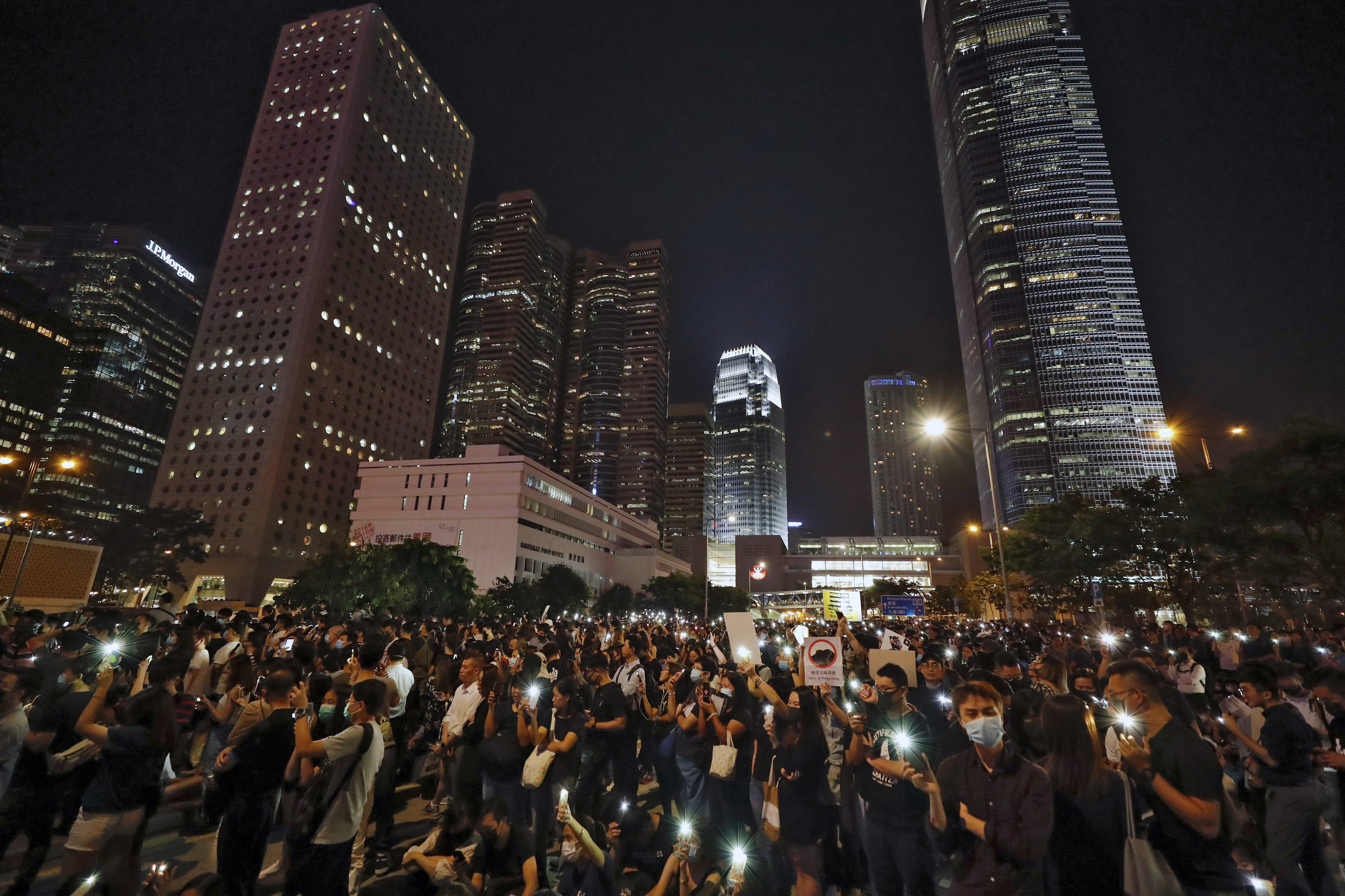 Hong Kong police warn National Day protests will be `very, very dangerous`